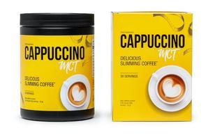 Le Cappuccino MCT est un café qui brûle les graisses!