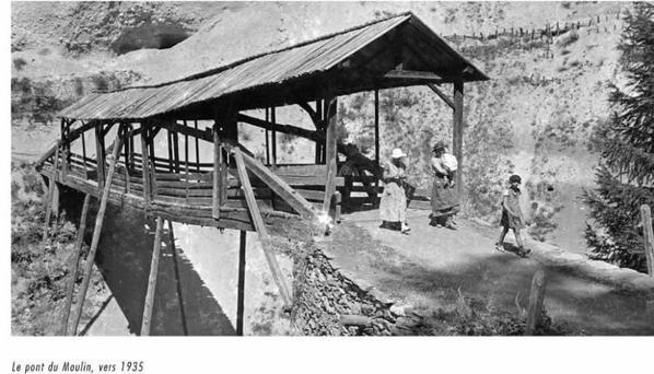 Pont sur la Faraz