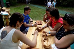 Atelier jeux médiévaux