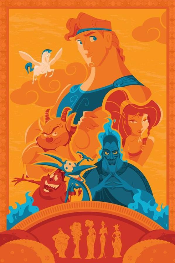 """J'ai enfin regardé """"Hercule"""", des studios Disney, et vous savez quoi ? Je l'adoooooore !"""