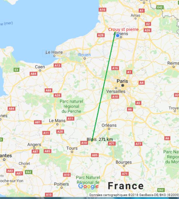 Ce weekend se seras Blois