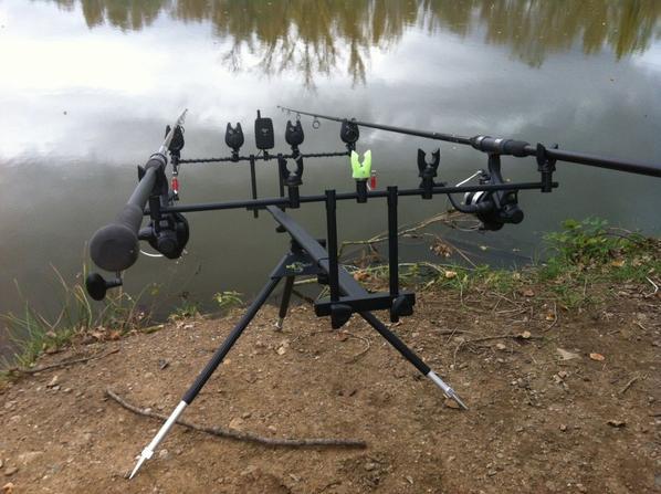Petite journée pêche