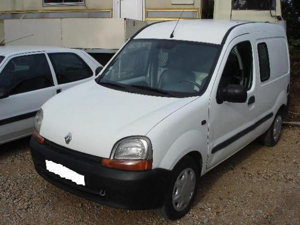 renault kangoo d65 3ndha carte gris mode 2002 vendre une voiture. Black Bedroom Furniture Sets. Home Design Ideas