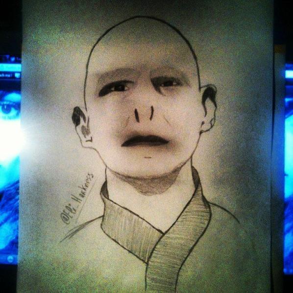 Voldemort - Marque des Ténèbres..
