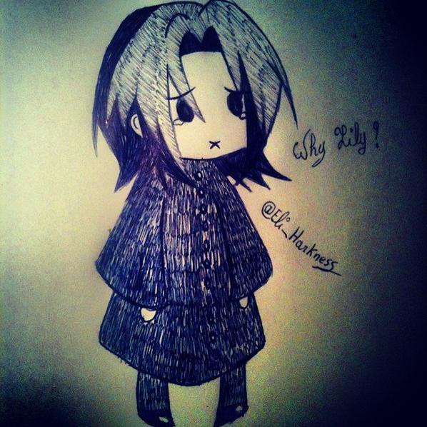 Bellatrix Lestrange _ Severus Snape ♥