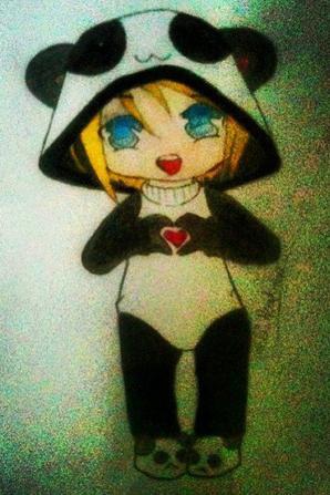 Panda :') ♥