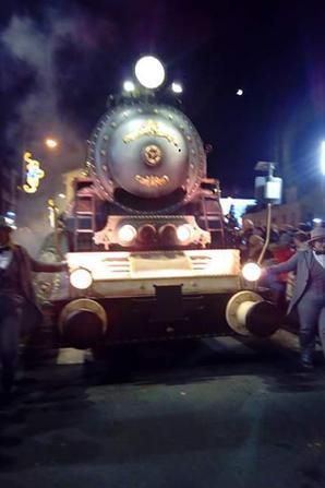 fin de la parade la locomotive 2016