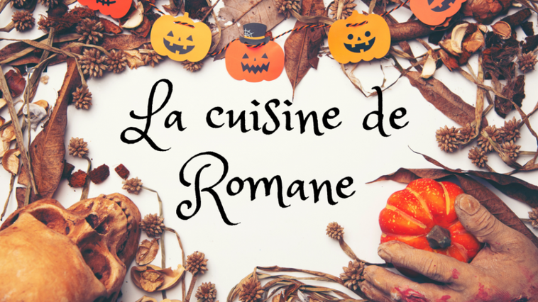 La cuisine de Romane