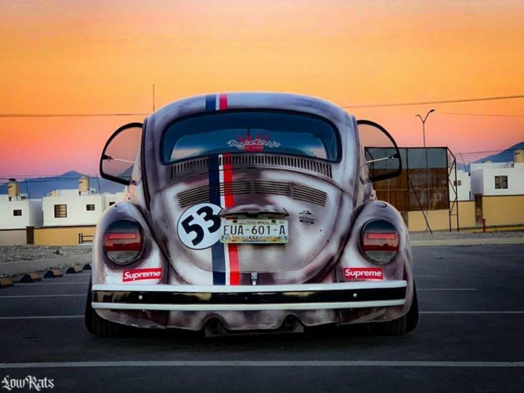 La voiture de mes rêves !