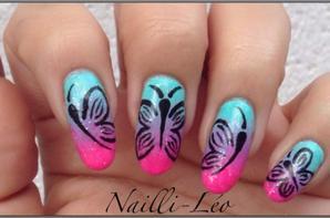 En mode papillon !!