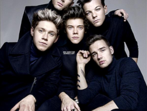 Les One Direction ont posé pour l'un des plus grands magazine du monde !!!!