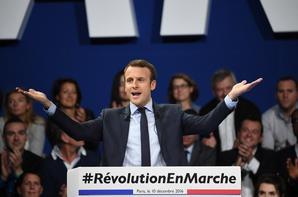 Emmanuel MACRON: La révolution est en marche