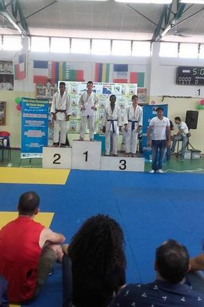 L'OPEN MINIMES INTERNATIONALE DE JUDO A LA REUNION
