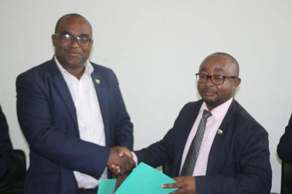 ORTC : La radio- télévision nationale signe un protocole d'accord avec la MaMwe