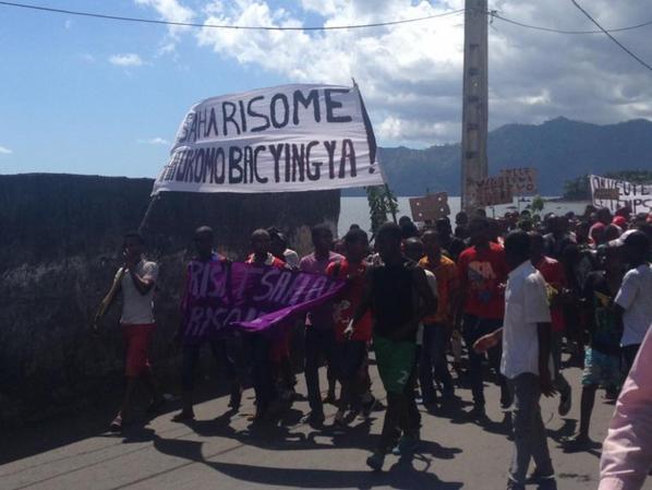 Education: Grogne des lycéens dans l'Île d'Anjouan