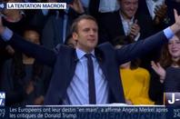 Manifestation réussie au Trocadéro