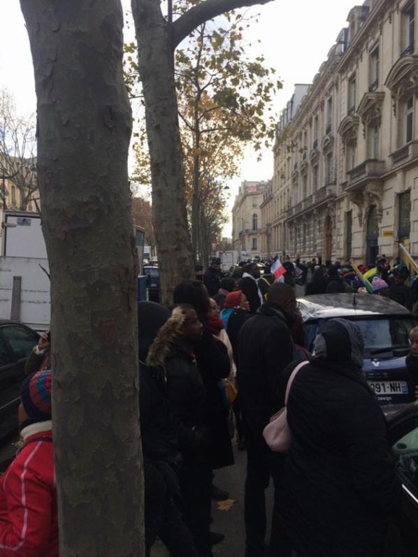 La conférence des arnaqueurs vient de débuter à Paris