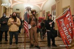 Insurrection en Amérique: L'Occident est touché dans son orgueil