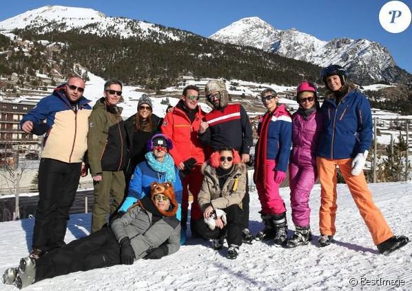 TPMP fait du ski