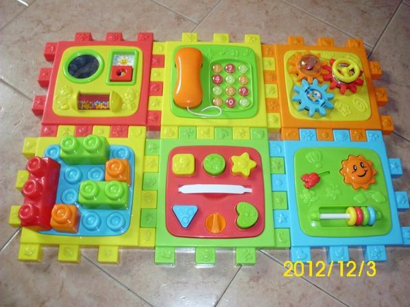 articles de natacha17430 tagg s superbe jouet pour b b partir de 18 mois les 6 faces. Black Bedroom Furniture Sets. Home Design Ideas