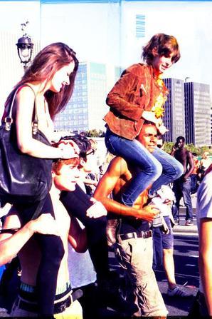Summer sensations - Techno Parade (article 2/3)
