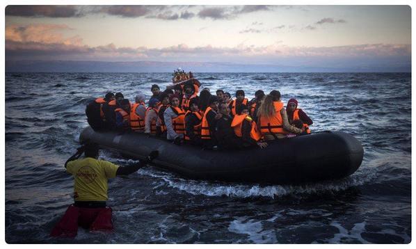 Les espoirs noyés de centaines de réfugiés