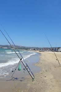 Peche été 2014 Tanger (MAROC)