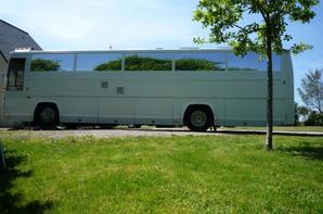 camping car volvo b10m de 12 m camping car poids lourds 12 m tres volvo b10m. Black Bedroom Furniture Sets. Home Design Ideas