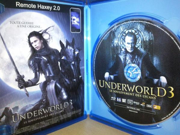 UNDERWORLD 3 LE SOULEVEMENT DES LYCANS