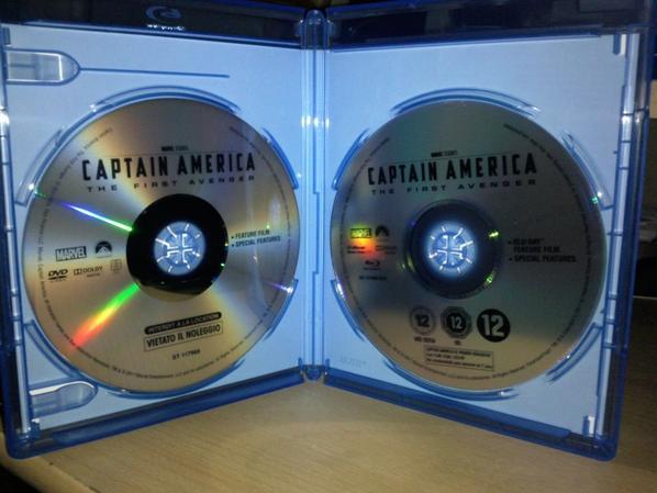 Captain America - First Avenger