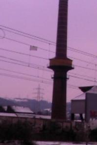 les restes de l'usine LBP Chênée