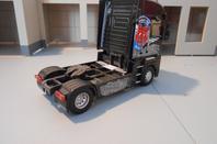 tracteur renault magnum route 66 euro5 de 500ch de chez eligor au 1/43.