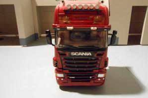 tracteur scania R 500ch de chez eligor au 1/43.