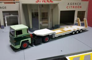 divers tracteur et remorque eligor old.cars et altaya au 1/43.