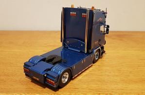 scania r topline 4x2 transport thomassen tholu b.v modèle tekno au 1/50.