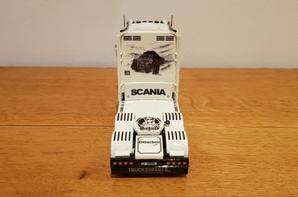 scania r longline 6x2 lf handel modéle tekno au 1/50.