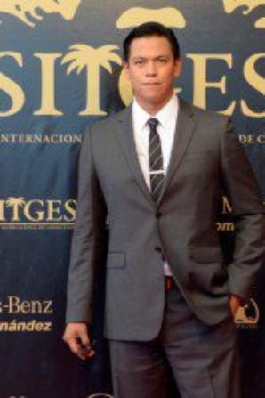 Chaske Spencer au Festival du film de Sitges