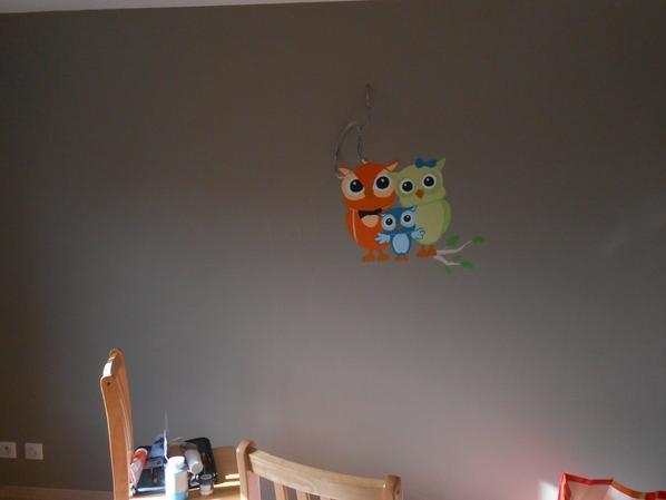 fresque chambre bebe