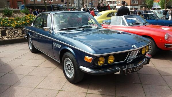 BMW 3.0 CS COUPE