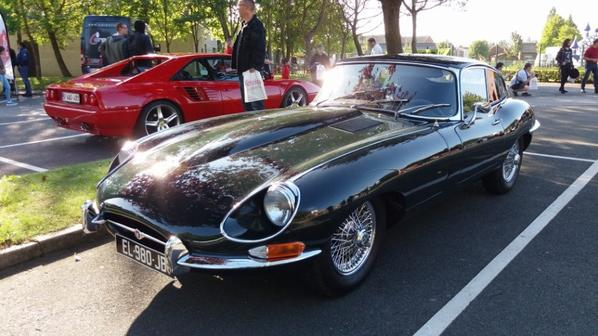 JAGUAR E TYPE 4,2L