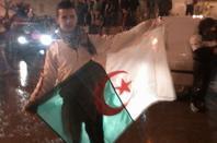 One Two Three vive  l'algérie