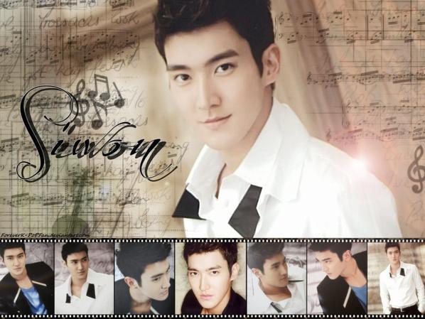 Mon Coréen Adoré Choi Siwon
