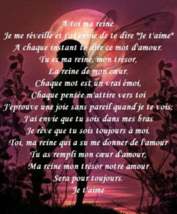 Poeme D Amour Pour Les Femme Célibataire Blog De Alcide974