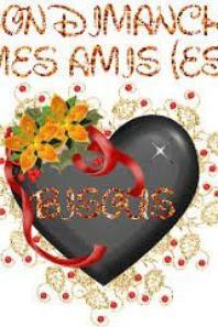 bsr mes amis c est une belle semaine et une bonne journée de dimanche qui vienne se terminer remplis beaucoup d amour chacun de nous et la vie restera toujour la plus jolie du monde dans notre coeur des amitiés je vous adore tre forte mes amis