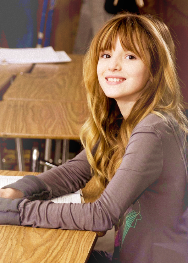 Little Bella Thorne