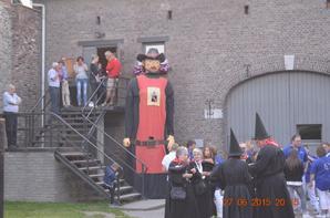 nuit de la saint jean à Berneau pres de vise belgique