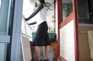 Dimanche au balcon2