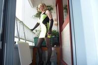 Exhib au balcon