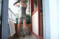 Au balcon 10