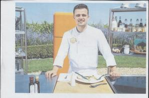 Armand objectif top chef 5